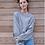 Thumbnail: Sweater Happy Grey Mel