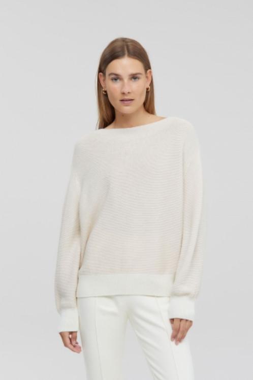 Women'S Knit C96030-987-T2 Ivory