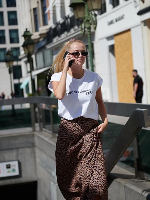 Harsh T-Shirt White/Paris