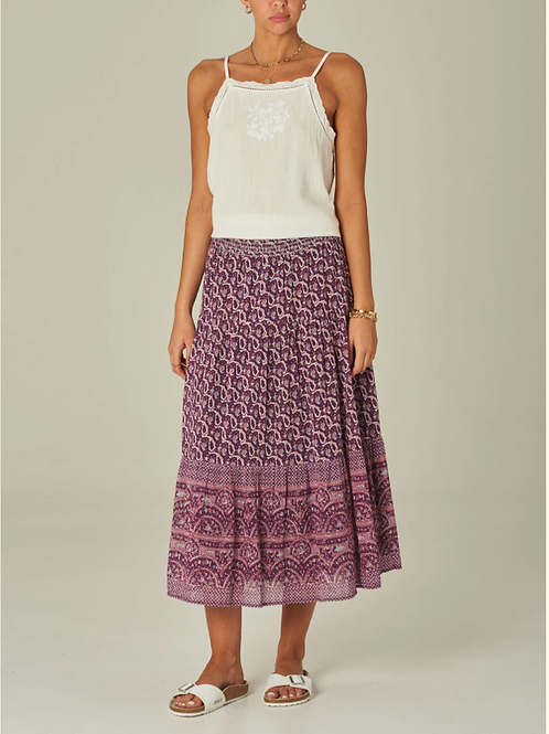 Jani Print Skirt Multi