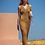 Thumbnail: Twin Set D. Blauw  Lurex Dress 211TT3093