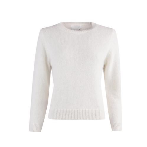 Kingston Knitwear Ivory  Pull