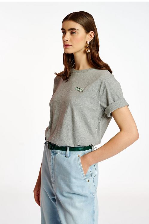 Essentiel Aloevera T-Shirt SG13 Grey