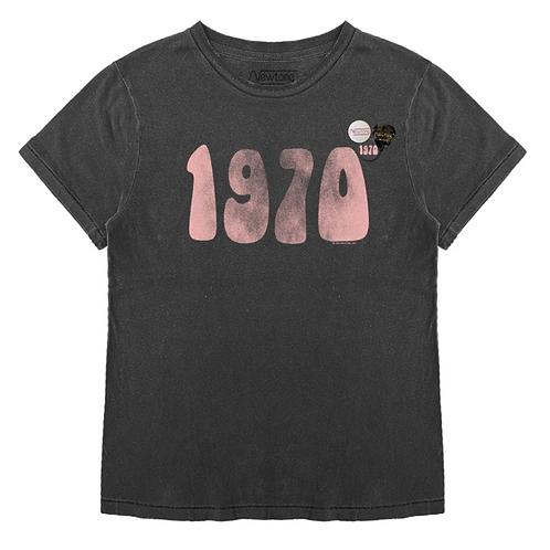 T-Shirt Fit Trucker Pepper 1970