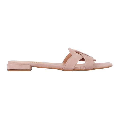 Frida Costa Sandal Flat Pink