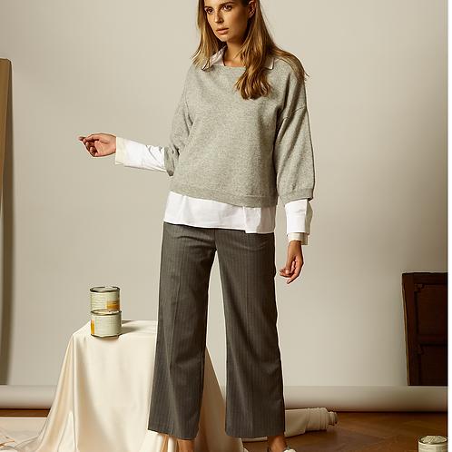 Karel Knitwear Grey