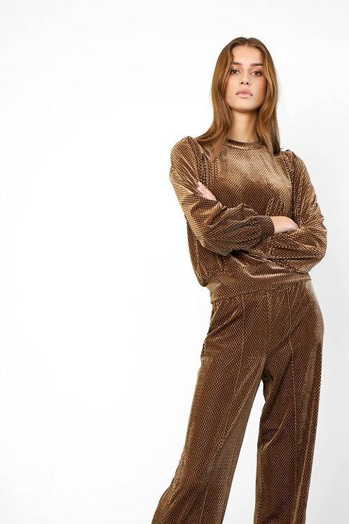Nancy Sweater  Sepia