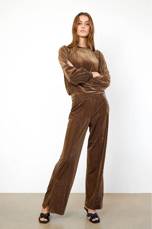 Nancy Trousers Sepia