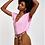 Thumbnail: Essentiel Zinnia Linnen  T-Shirt Roze
