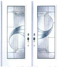 Swirla 2 Door Glass