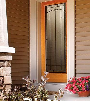 Topaz Door Glass
