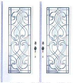 Jenny Door Glass