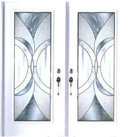 Inspiration Door Glass