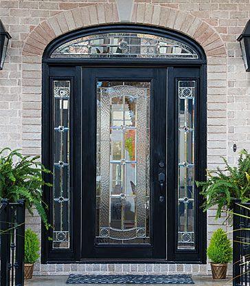 Elan Door Glass