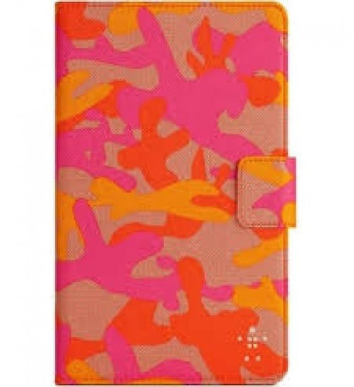 Belkin Camouflage Cover With Stand Case For Ipad Mini In Blush