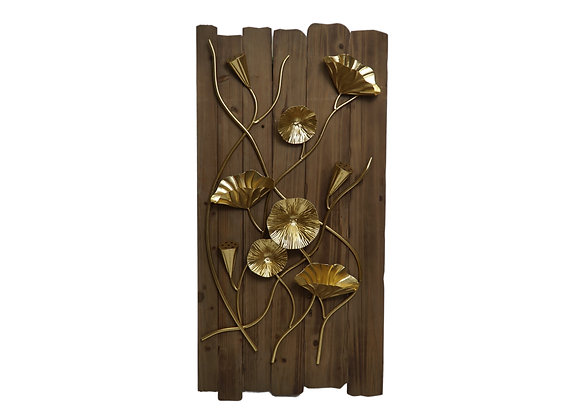 Wood & Metal Wall Decor
