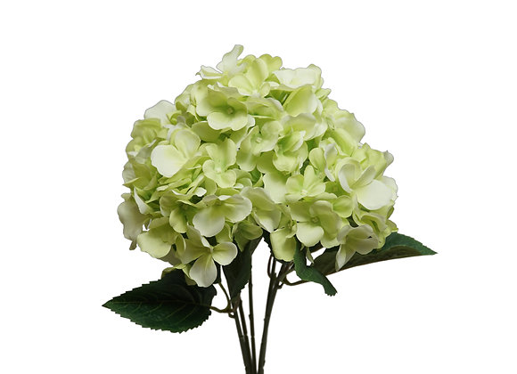 "18"" Hydrangea Bush with 5 Flowers"