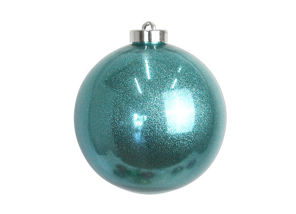 200mm Glitter Ball Ornament