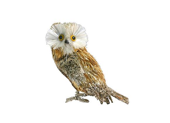 """9"""" Sequin Owl"""