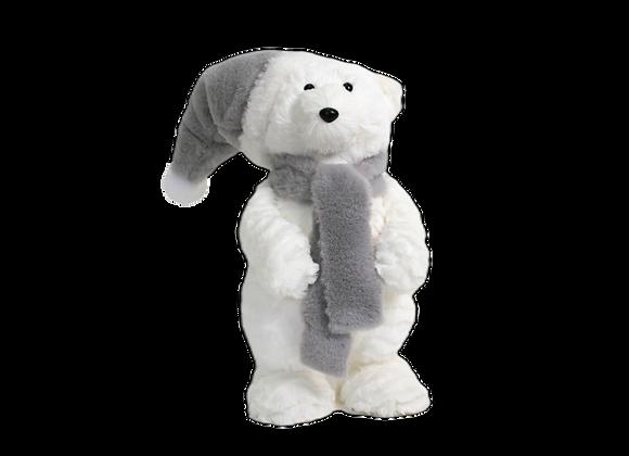 """15.75"""" Polar Bear Ornament"""