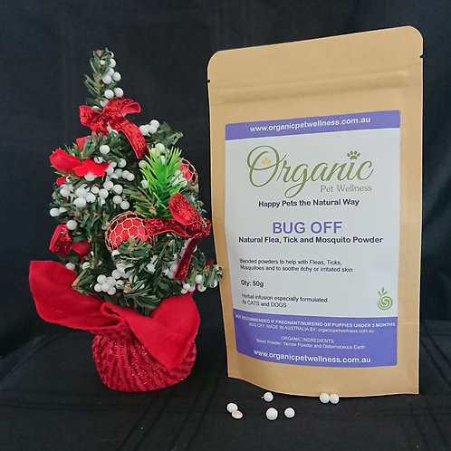 ORGANIC FLEA POWDER