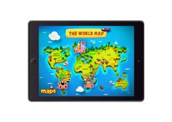 Maps_iPad_map