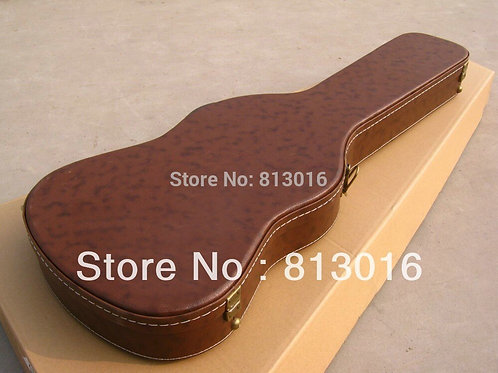 Electric Guitar Brown Hardcase Not Sell Separately ,Sale With Guitar Together!
