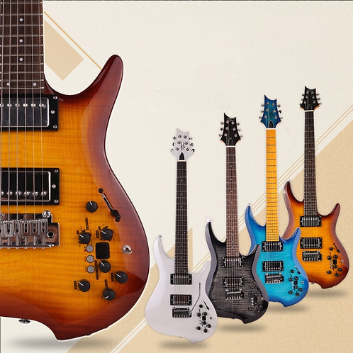 Electric Guitar Built in Effect Portable Travel Free Shipping