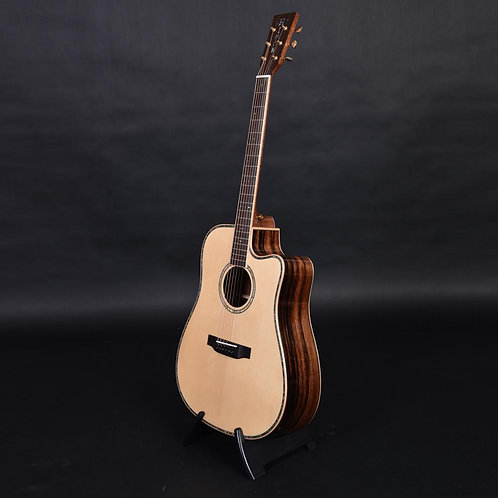 Himor Brand HM750CS Acoustic Guitars, Guitar Acoustic