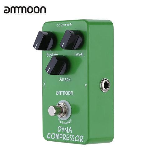 Ammoon AP-05 Dynamic Compressor Guitar Effect Pedal