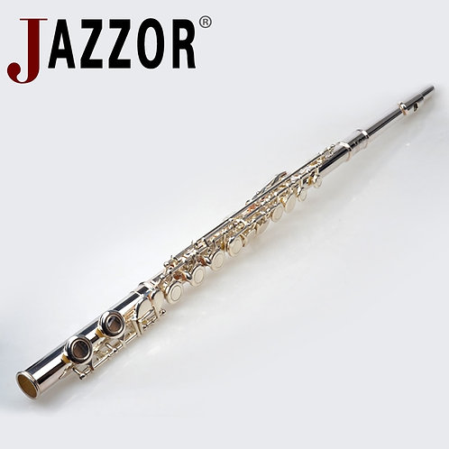 High Quality Flute JAZZOR JYFL-E100S Professional Silver Plate