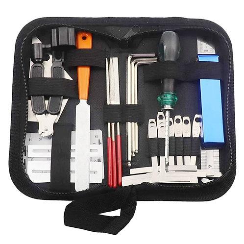 Guitar Maintenance Repair Tool Kit