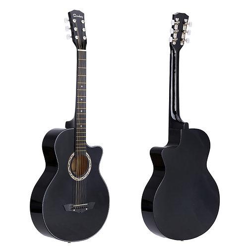 "High Quality Guitar 38"" Guitar 38 Inches Acoustic Folk"