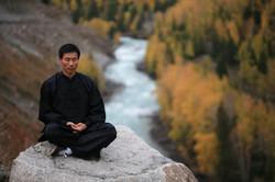 Master  ChenBing meditation