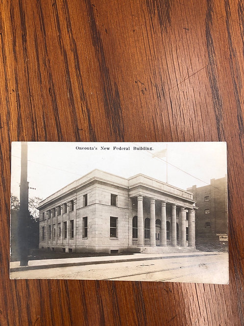 Oneonta, New York - Federal building