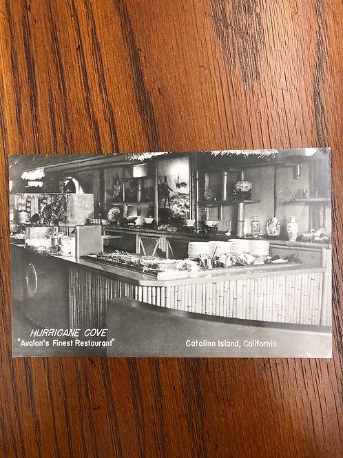 Catalina Island, California - hurricane cove buffet restaurant