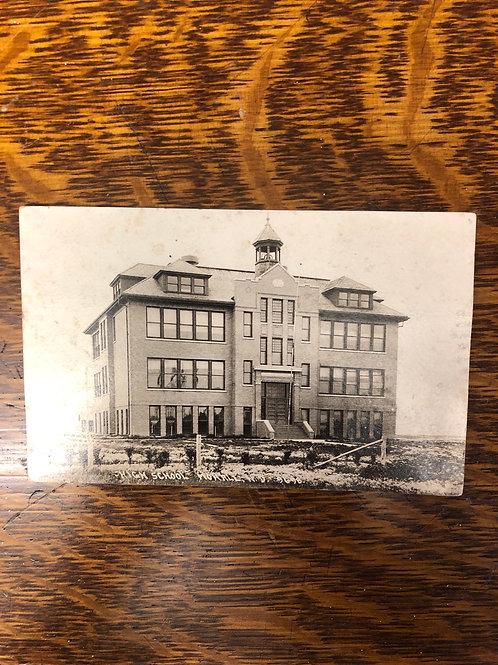 Mohawk, North Dakota- HIgh School 1920