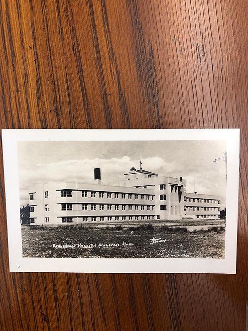 Anchorage, Alaska- providence hospital