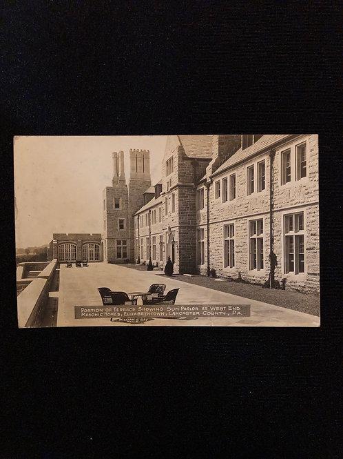 Elizabethtown Pennsylvania  - Masonic Home's Terrace