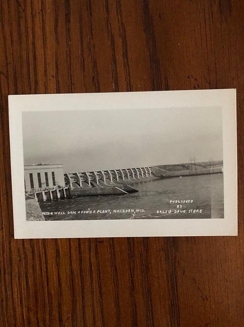 Necedah, Wisconsin - Peten well Dam
