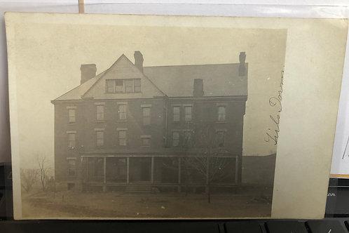 Bethany, West Virginia - Girls Dorm 1908
