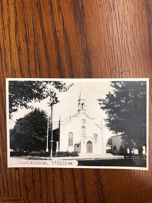 Carlemagne, Quebec - L'Eglise