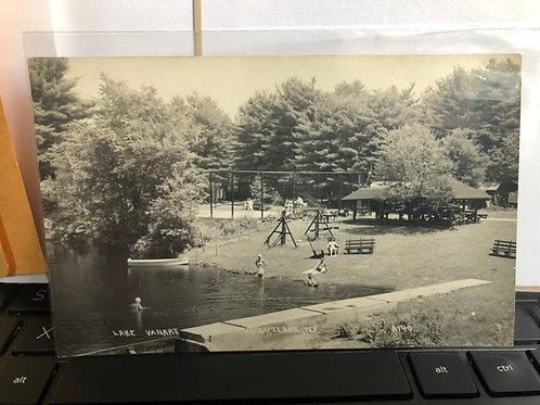 Lyzerne, Ny - Lake Vanare Cabin Camp 1950