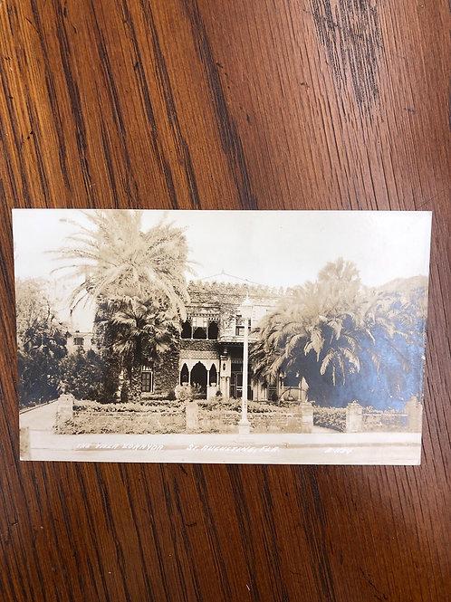 St. Augustine , Florida - villa zorayda