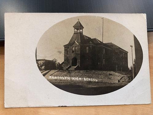 Randolph, Nebraska High School 1907