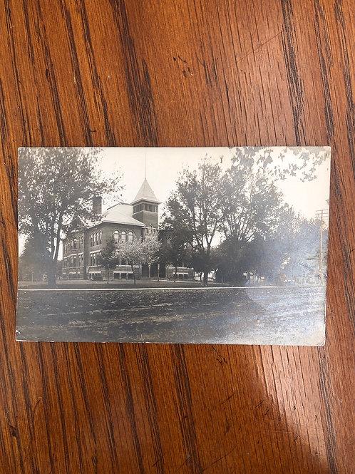 Winnebago, Minnesota - school 1909
