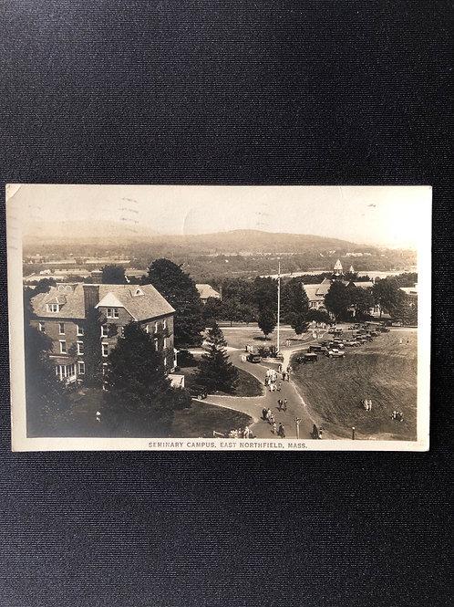 Seminary Campus - East Northfield, Massachusetts 1940