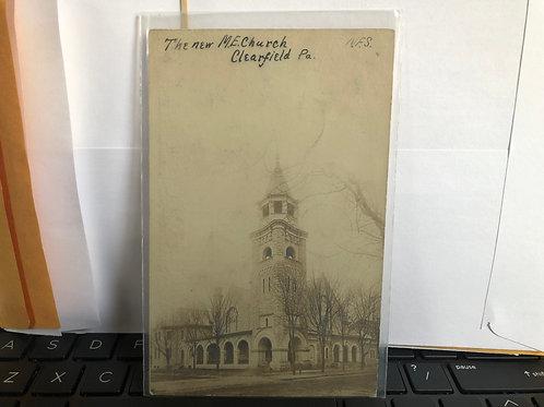 Clear field, Pennsylvania M.E. Church 1906
