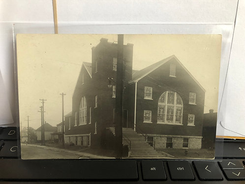 Indiana, Indianapolis - Belmont Ave Church