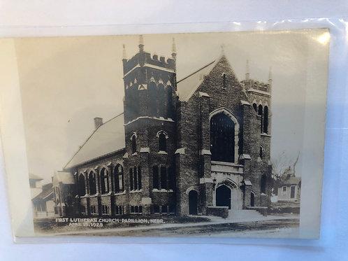 Papillion, Nebraska First Lutheran Church